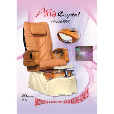 aria Crystal  ( Gold Bowl )