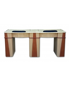 Double Nail Table